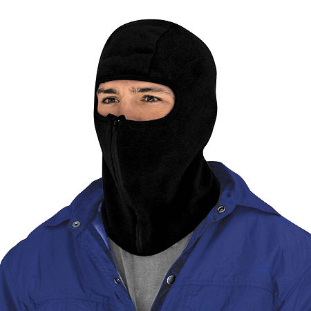 Zan Headgear Microfleece Zip Balaclava - Main