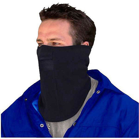 Zan Headgear Microfleece Mask With Mesh - Main
