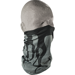 Zan Headgear Motley Tube - Zan Headgear Neoprene Half Face Mask