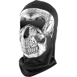 Zan Headgear Neoprene Coolmax Balaclava - Zan Headgear Neoprene Full Face Mask