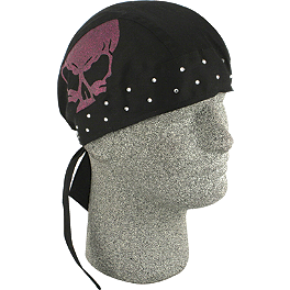 Zan Headgear Highway Honey Flydanna - Zan Headgear Road Hog Flydanna