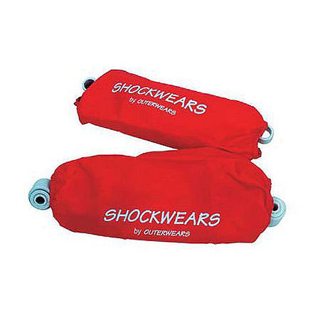 Shockwears Rear Shock Cover - Main