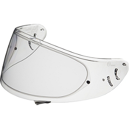 Shoei CWF-1 Pinlock Lens - Shoei CWF-1 Tear-Offs