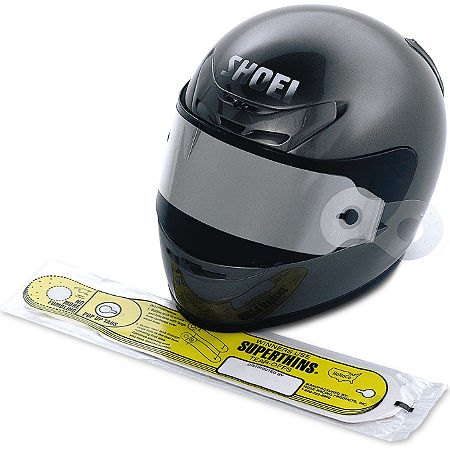 Shoei CWF-1 Pinlock Shield Tearoffs - Main
