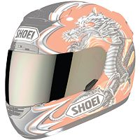 Shoei CX-1V Spectra Faceshields