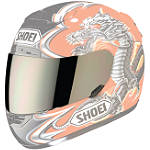 Shoei CX-1V Spectra Shield - SHOEI-CX1V-FACESHIELDS Shoei Motorcycle