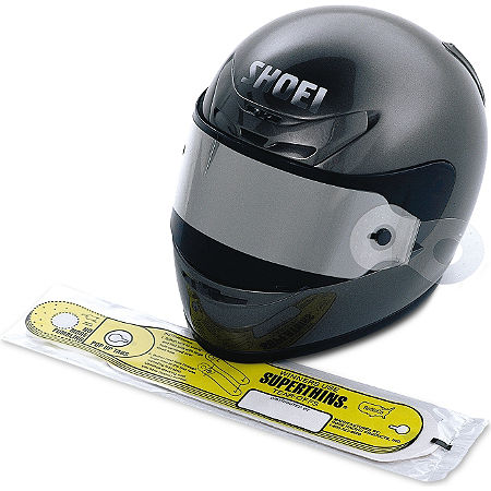 Shoei Full Cut Tear-Offs - Main