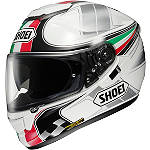 Shoei GT-Air Helmet - Regalia - Shoei Full Face Motorcycle Helmets