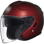 Shoei J-Cruise Helmet - Motorcycle Open Face
