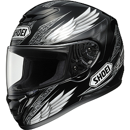 Shoei Qwest Helmet - Ascend - Shoei Qwest Helmet - Prestige