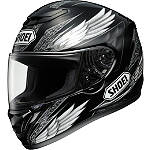 Shoei Qwest Helmet - Ascend - Shoei Motorcycle Helmets and Accessories