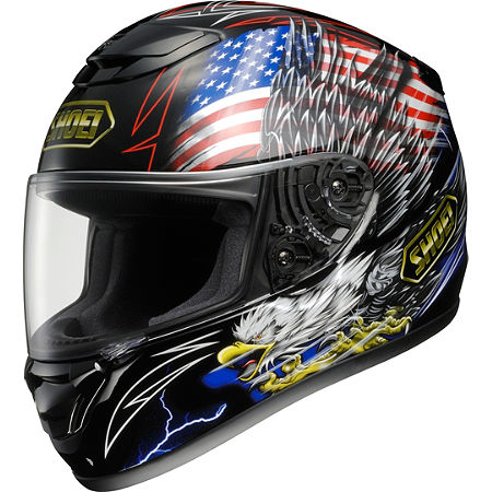 Shoei Qwest Helmet - Prestige - Main
