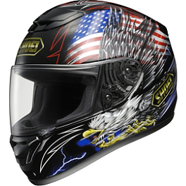 Shoei Qwest Helmet - Prestige - Shoei Qwest Helmet - Ascend