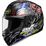 Shoei Qwest Helmet - Prestige - Shoei Full Face Motorcycle Helmets