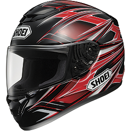 Shoei Qwest Helmet - Diverge - Shoei Qwest Helmet - Passage