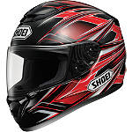Shoei Qwest Helmet - Diverge - Shoei Full Face Motorcycle Helmets