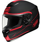 Shoei Qwest Helmet - Passage - Full Face Motorcycle Helmets