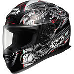 Shoei RF-1100 Helmet - Hadron 2 - Shoei Motorcycle Helmets and Accessories