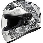 Shoei RF-1100 Helmet - Merciless - Shoei Motorcycle Helmets and Accessories