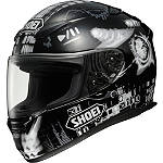 Shoei RF-1100 Helmet - Elektro - Shoei Motorcycle Helmets and Accessories
