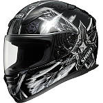 Shoei RF-1100 Helmet - Feud - Shoei Full Face Motorcycle Helmets