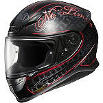 Shoei RF-1200 Helmet - Inception - Motorcycle Helmets - Sportbike & Street Bike Helmets