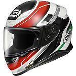 Shoei RF-1200 Helmet - Mystify - Shop All Shoei Motorcycle Helmets