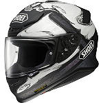 Shoei RF-1200 Helmet - Phantasm - Shoei Full Face Motorcycle Helmets