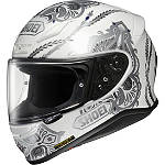 Shoei RF-1200 Helmet - Duchess - Womens Full Face Motorcycle Helmets