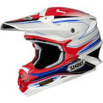 Shoei VFX-W Helmet - Sear - SHOEI-PROTECTION Dirt Bike neck-braces-and-support