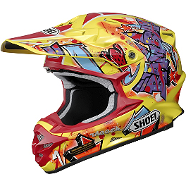 Shoei VFX-W Helmet - Barcia - Shoei VFX-W Helmet - Reputation