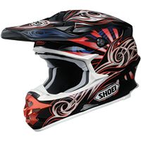 SHOEI VFX-W HELMET - ILLUSION