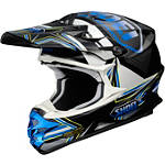 Shoei VFX-W Helmet - Reputation - Shoei Dirt Bike Protection