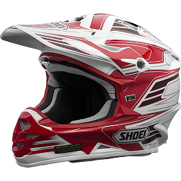 Shoei VFX-W Helmet - Werx - Shoei VFX-W Helmet - Reputation