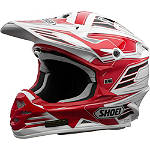 Shoei VFX-W Helmet - Werx - SHOEI-PROTECTION Dirt Bike neck-braces-and-support