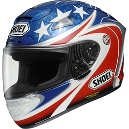 Shoei X-12 Helmet - B-BOZ 2 - Arai Corsair V Helmet - Nicky GP