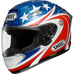Shoei X-12 Helmet - B-BOZ 2 - Full Face Motorcycle Helmets