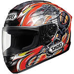 Shoei X-12 Helmet - Kiyonari 2 -  Motorcycle Communication Systems