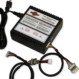 Shorai LFX Lithium-Iron Battery Charger / Maintainer - Shorai LFX Lithium-Iron Battery