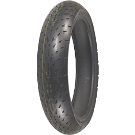 Shinko 003 Stealth Front Tire - 120/60ZR17 - Shinko 003 Stealth Front Tire - 120/70ZR17 Ultra-Soft