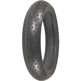 Shinko 003 Stealth Front Tire - 120/70ZR17 - Shinko 003 Stealth Tire Combo