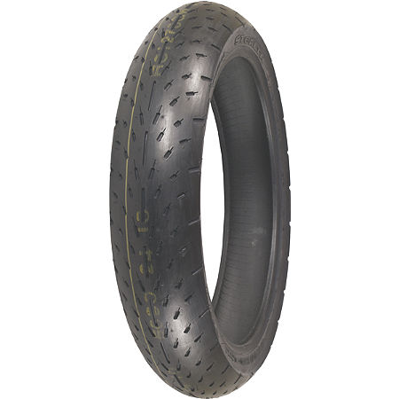 Shinko 003 Stealth Front Tire - 120/70ZR17 Ultra-Soft - Main