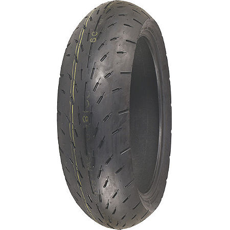 Shinko 003 Stealth Rear Tire - 160/60ZR17 - Main