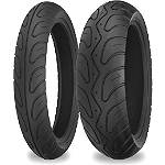 Shinko 006 Podium Tire Combo - Shinko Tires Motorcycle Tire Combos