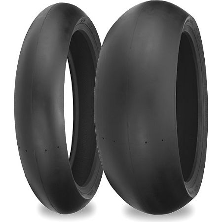 Shinko 008 Race Tire Combo - Main