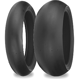 Shinko 008 Race Tire Combo - Continental Race Attack Custom Radial Tire Combo