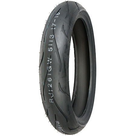Shinko 010 Apex Front Tire - 120/70ZR17 - Main
