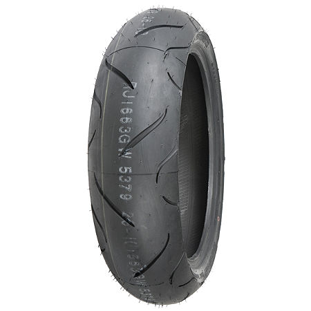 Shinko 010 Apex Rear Tire - 180/55ZR17 - Main