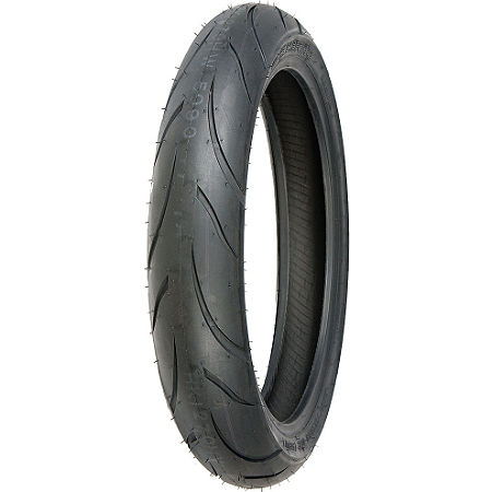 Shinko 011 Verge Front Tire - 120/70ZR18 - Main