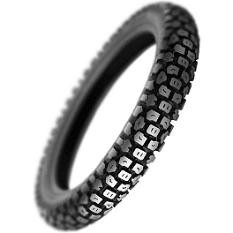 Shinko Dual Sport 244 Series Front/Rear Tire - 5.10-17 - Shinko 003 Stealth Front Tire - 120/70ZR17 Ultra-Soft
